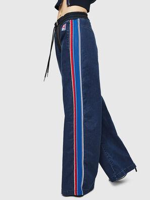 D-Erinn JoggJeans 069HP, Dunkelblau - Jeans