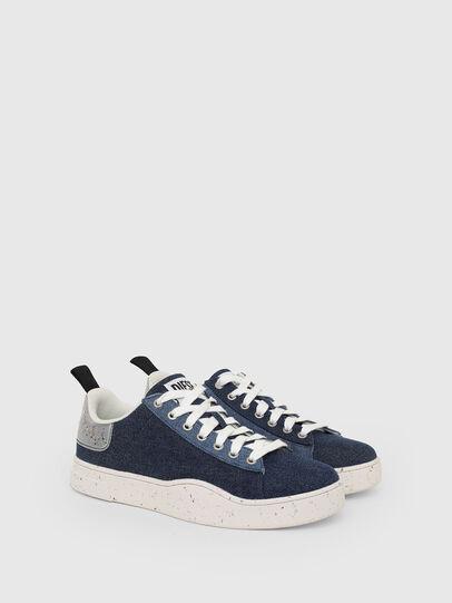 Diesel - S-CLEVER LOW LACE, Blau - Sneakers - Image 2