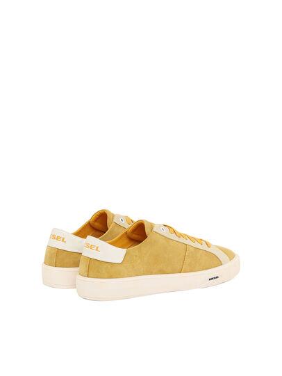 Diesel - S-MYDORI LC, Gelb - Sneakers - Image 3