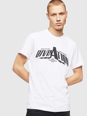 T-DIEGO-B16, Weiß - T-Shirts