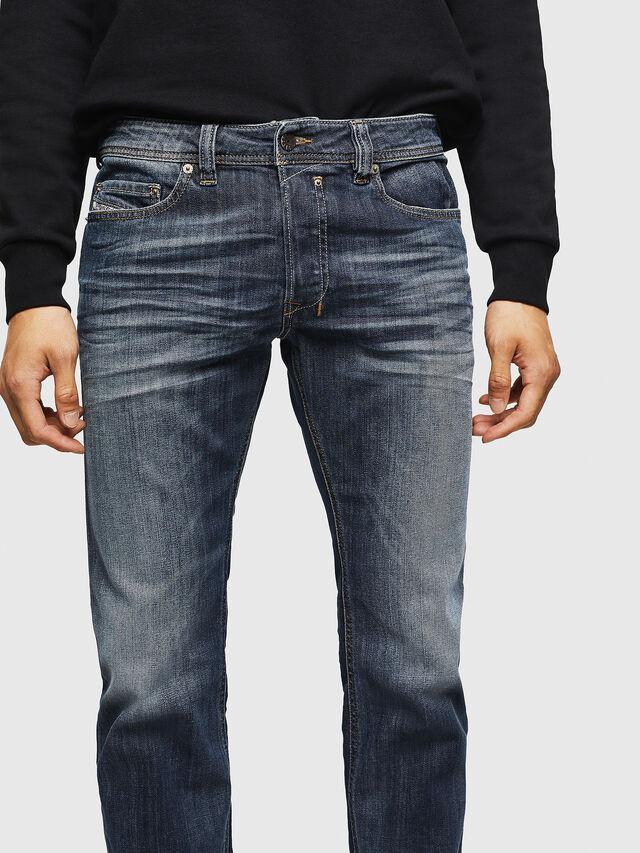 Diesel - Safado 0885K, Dunkelblau - Jeans - Image 3