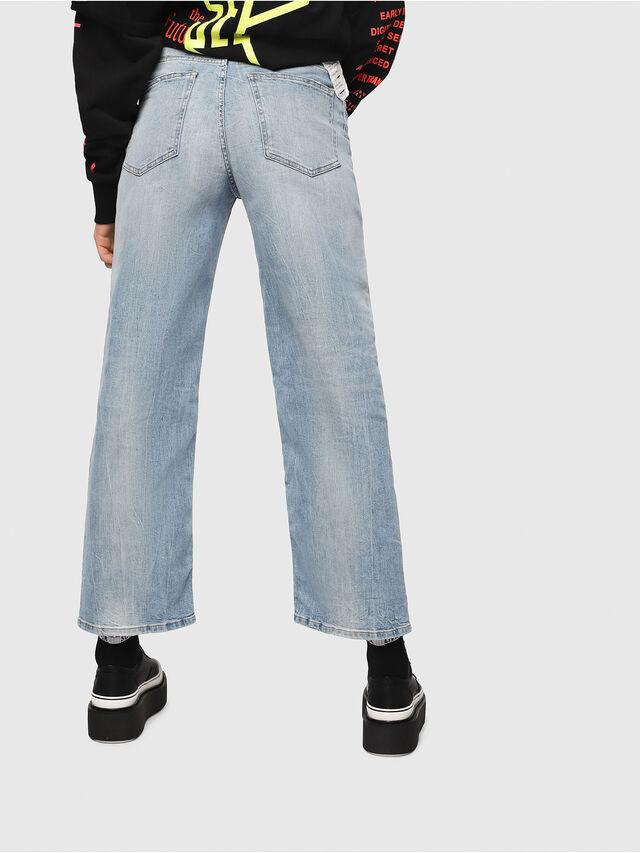 Diesel - Widee 081AL, Hellblau - Jeans - Image 2