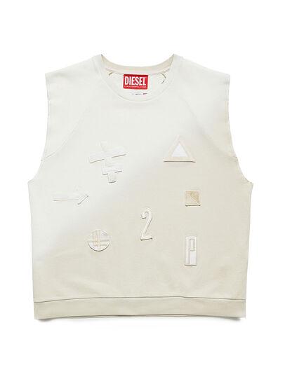 Diesel - GR02-T303, Weiß - T-Shirts - Image 1