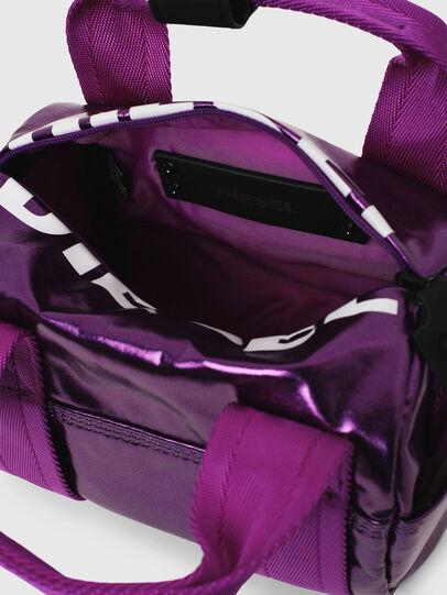 Diesel - F-BOLD MINI, Lila - Satchel Bags und Handtaschen - Image 5