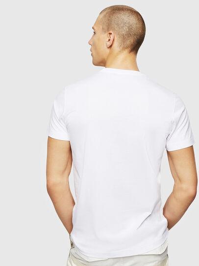 Diesel - T-DIEGO-A1, Weiß - T-Shirts - Image 2