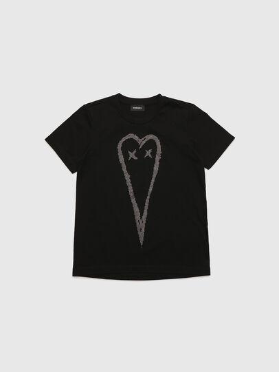 Diesel - TSILYHEART, Schwarz - T-Shirts und Tops - Image 1