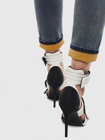 Diesel - D-Eifault JoggJeans 069LT, Dunkelblau - Jeans - Image 6