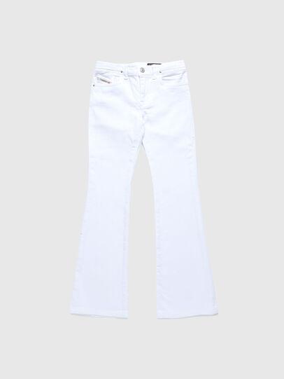 Diesel - LOWLEEH-J JOGGJEANS-N, Weiß - Jeans - Image 1