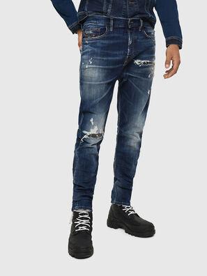 D-Vider 0090G, Dunkelblau - Jeans