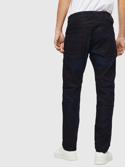 Diesel - Krooley JoggJeans 069IM, Dunkelblau - Jeans - Image 2