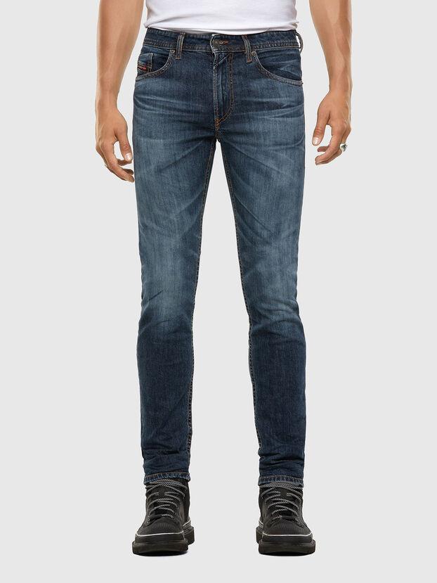 Thommer 009DA, Dunkelblau - Jeans