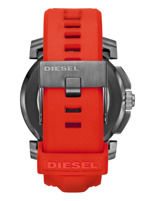 Diesel - DT1005, Rot - Smartwatches - Image 3
