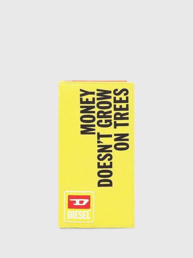 TRAVELLET, Gelb - Continental Portemonnaies