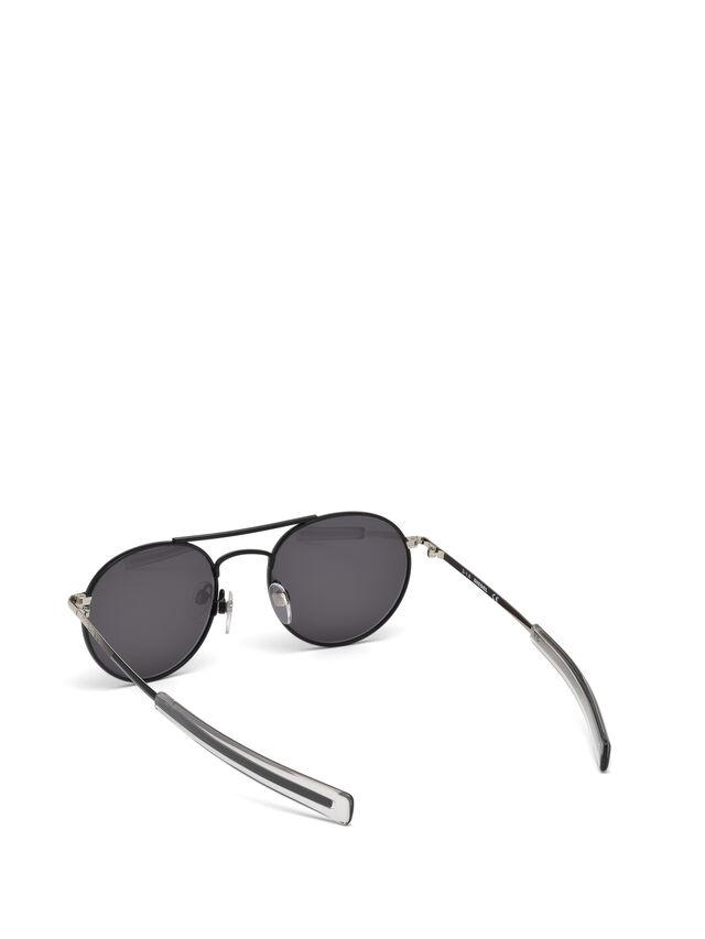 Diesel - DL0220, Schwarz - Sonnenbrille - Image 2