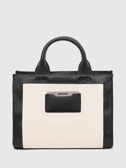 Diesel - SANBONNY SPF, Schwarz/Weiss - Satchel Bags und Handtaschen - Image 2