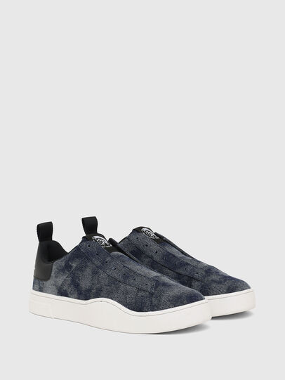 Diesel - S-CLEVER SO, Blau - Sneakers - Image 2