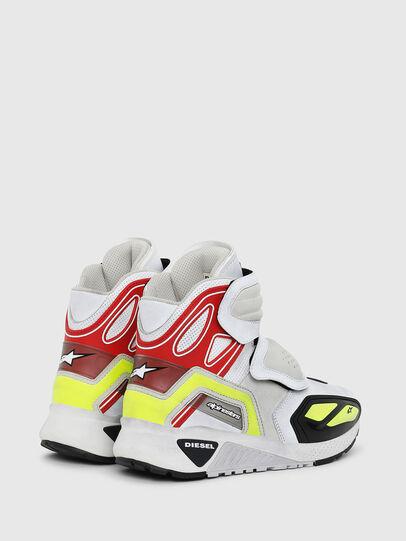 Diesel - ASTARS-SKBOOT, Weiß - Sneakers - Image 3