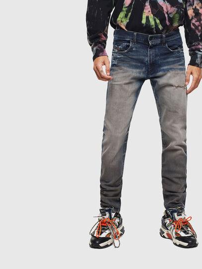 Diesel - D-Strukt 0097Q, Mittelblau - Jeans - Image 1