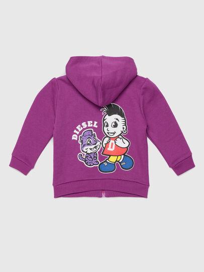 Diesel - SILLIB, Violett - Sweatshirts - Image 2