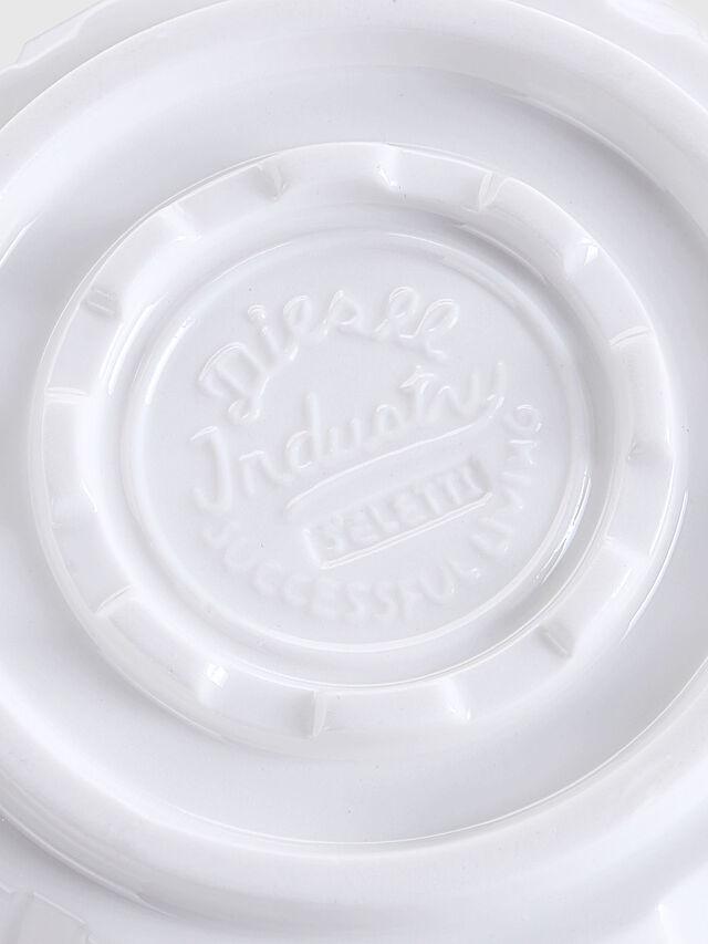 Diesel - 10984 MACHINE COLLEC, Weiß - Schüsseln - Image 3