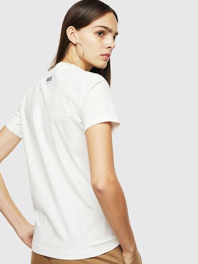 Diesel - T-SILY-YC, Weiß - T-Shirts - Image 2