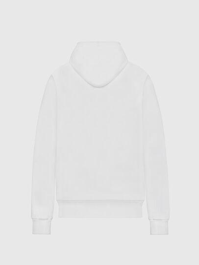 Diesel - F-MAGDALENA-E1, Weiß - Sweatshirts - Image 2