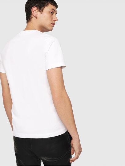Diesel - T-DIEGO-QA, Weiß - T-Shirts - Image 2