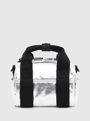 F-BOLD MINI, Silber - Satchel Bags und Handtaschen