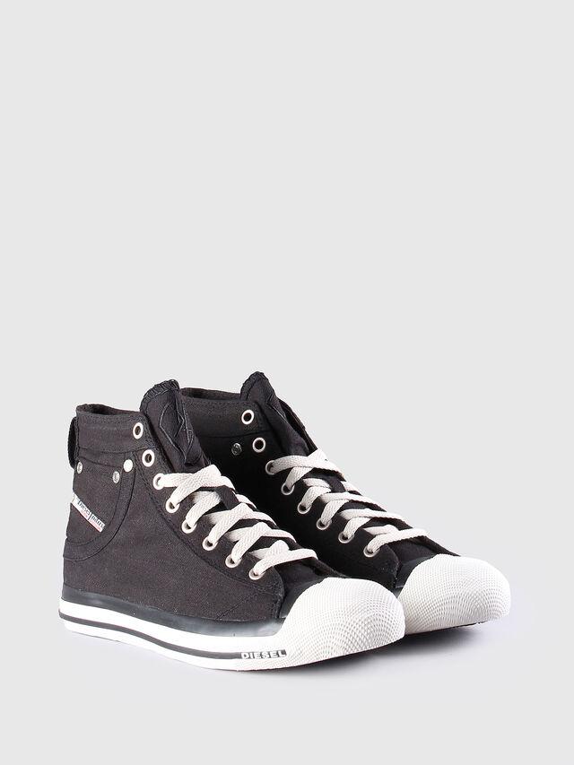 Diesel - EXPOSURE W, Schwarz - Sneakers - Image 2