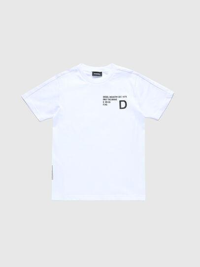 Diesel - THOVERY, Weiß - T-Shirts und Tops - Image 1