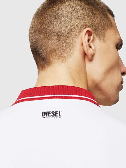 Diesel - LR-T-HART-VIC, Weiß - Polohemden - Image 4
