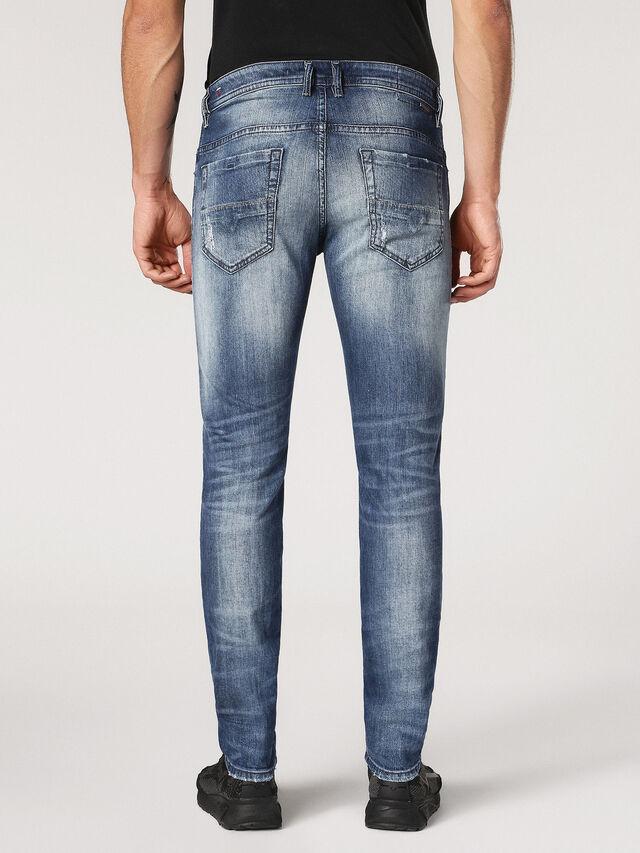 THOMMER 084QW, Jeansblau