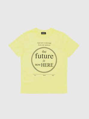 TDIEGOYD, Gelb - T-Shirts und Tops