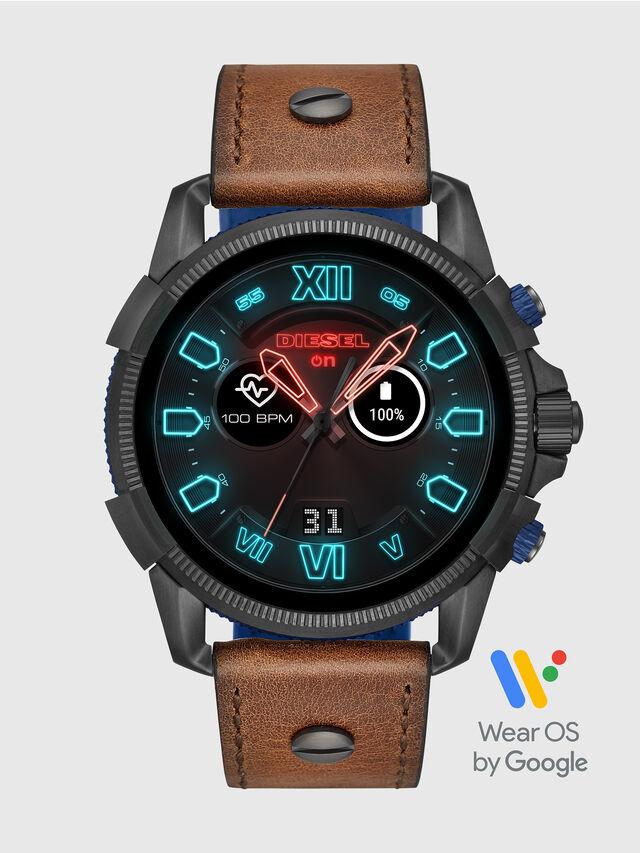 Diesel - DT2009, Braun - Smartwatches - Image 1