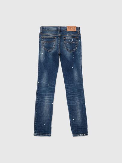 Diesel - SKINZEE-LOW-J-N, Mittelblau - Jeans - Image 2