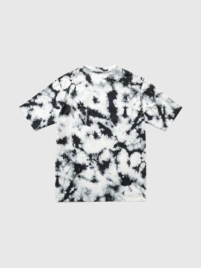 Diesel - TJUSTJ23 OVER, Schwarz - T-Shirts und Tops - Image 2