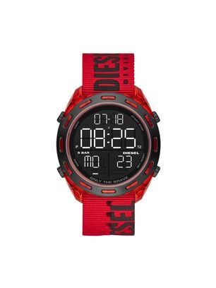 DZ1916, Rot - Uhren