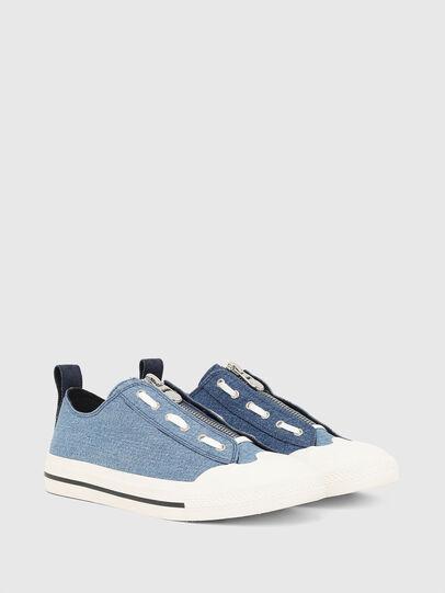 Diesel - S-ASTICO LZIP, Blau - Sneakers - Image 2