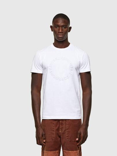 Diesel - T-DIEGOS-A2, Weiß - T-Shirts - Image 1