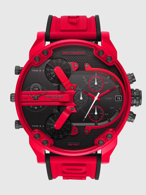DZ7431, Rot - Uhren