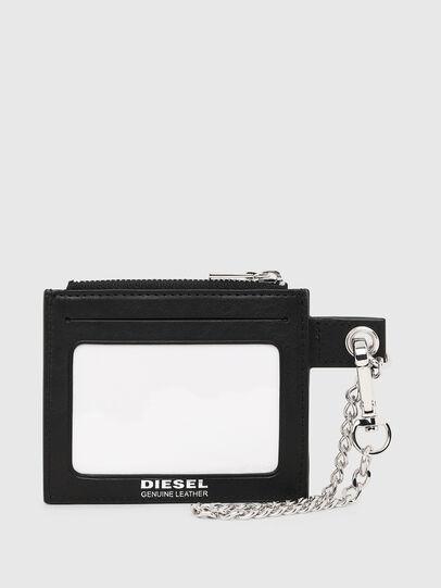 Diesel - CARLY LC, Schwarz - Kartenetuis - Image 2