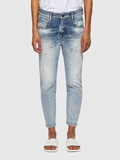 Diesel - Fayza 009TP, Mittelblau - Jeans - Image 1