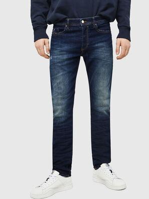 Buster 069BM, Dunkelblau - Jeans
