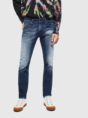 Thommer 009BQ, Dunkelblau - Jeans