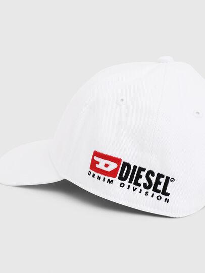 Diesel - CEDIVIS, Weiß - Hüte - Image 3
