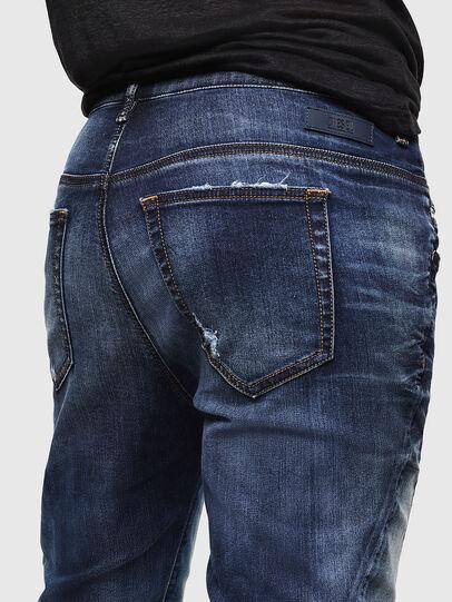 Diesel - FAYZA JoggJeans® 069KD, Dunkelblau - Jeans - Image 4