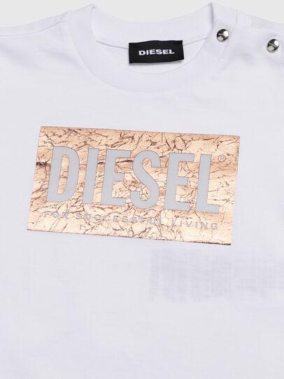 Diesel - TIRRIB, Weiß - T-Shirts und Tops - Image 3