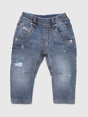 FAYZA JOGGJEANS B-N, Hellblau - Jeans