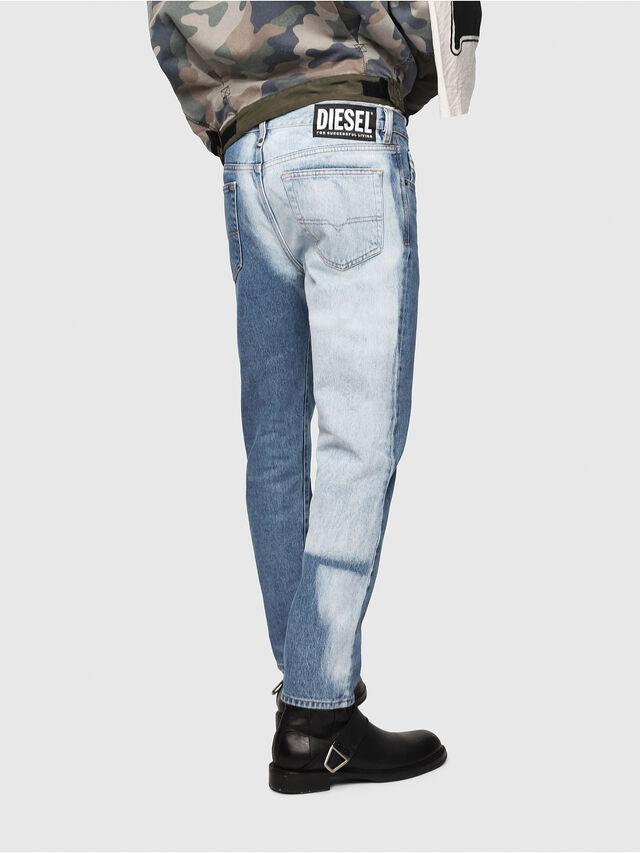 Diesel - Mharky 0077V, Mittelblau - Jeans - Image 2