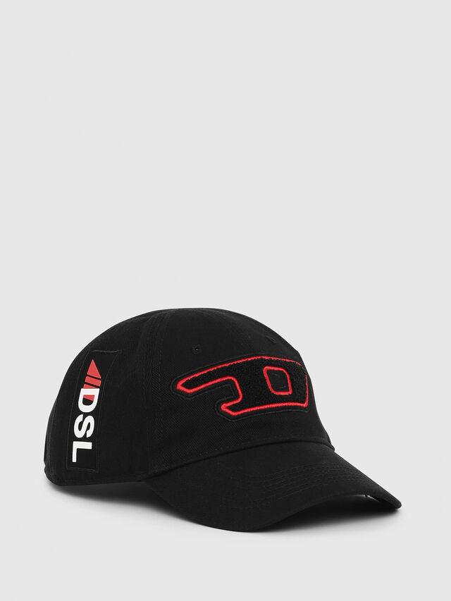 Diesel - PS-CAP, Schwarz - Hüte - Image 1